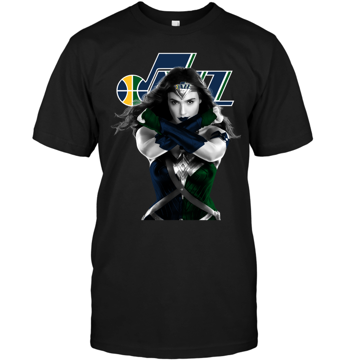 Wonder Woman: Utah Jazz