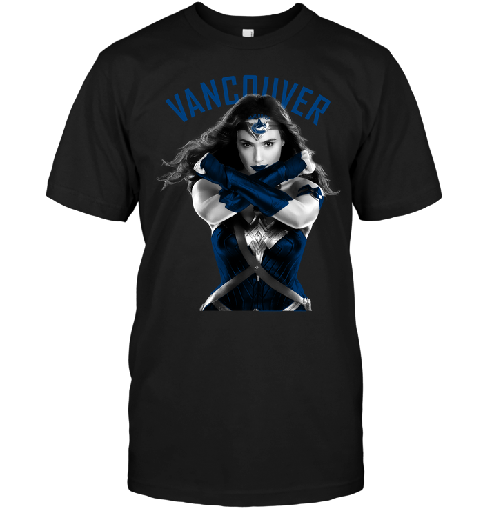 Wonder Woman: Vancouver Canucks