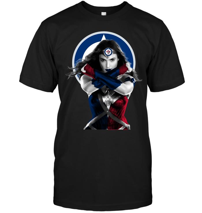 Wonder Woman: Winnipeg Jets