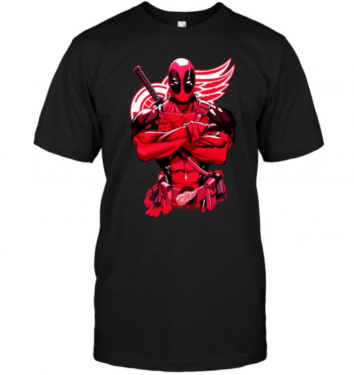 Giants Deadpool: Detroit Red Wings