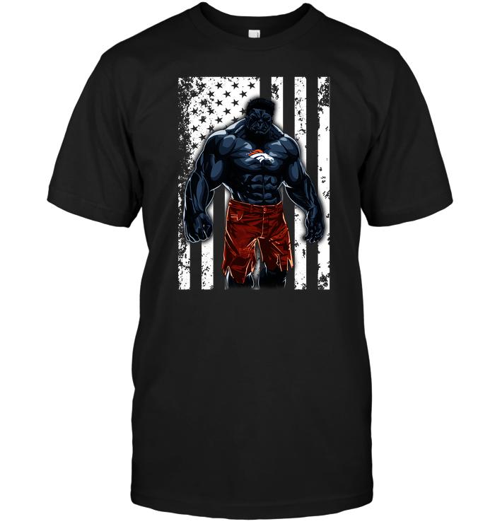 Giants Hulk Denver Broncos