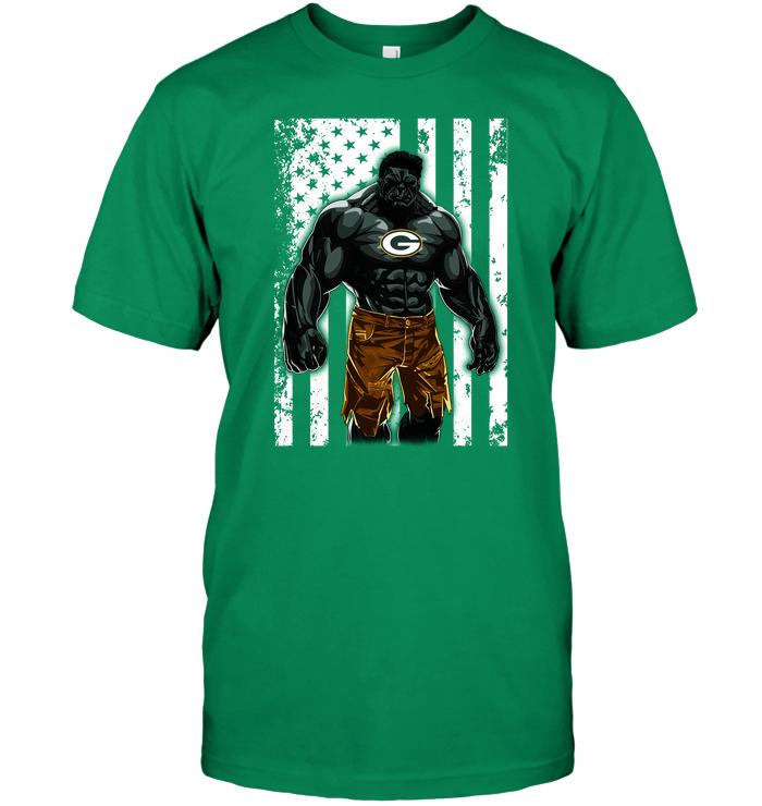 Giants Hulk Green Bay Packers