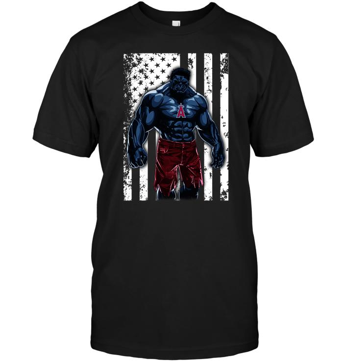 Giants Hulk Los Angeles Angels