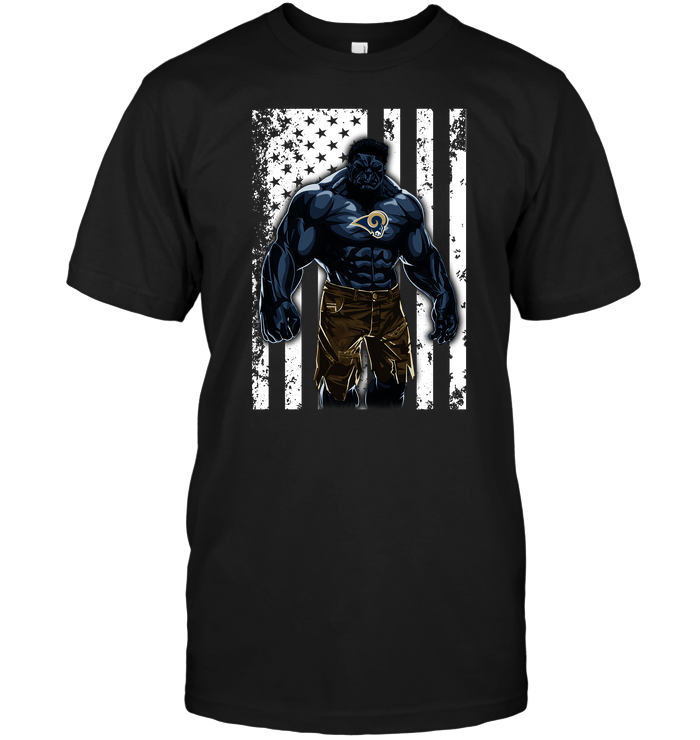 Giants Hulk Los Angeles Rams
