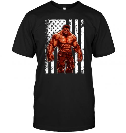 Giants Hulk San Francisco Giants