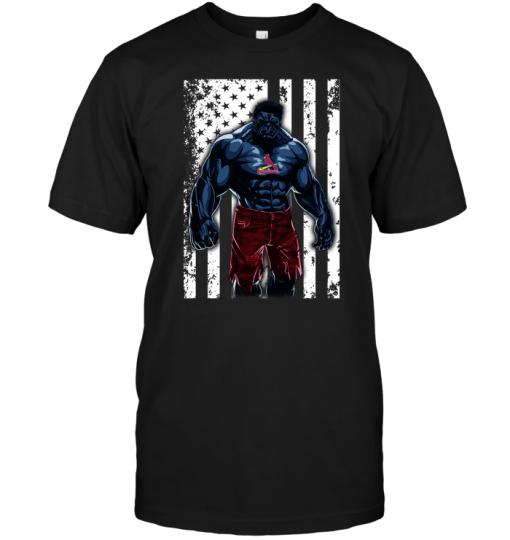 Giants Hulk St. Louis Cardinals