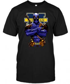 Giants Deadpool: Michigan Wolverines