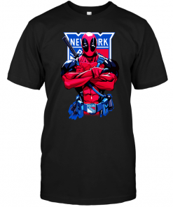 Giants Deadpool: New York Rangers