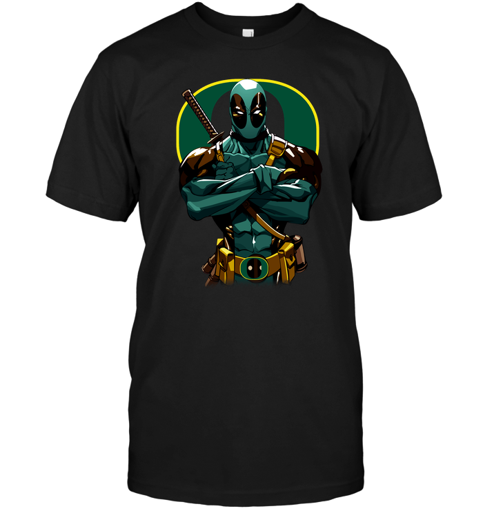 Giants Deadpool: Oregon Ducks
