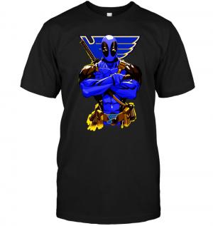 Giants Deadpool: St. Louis Blues