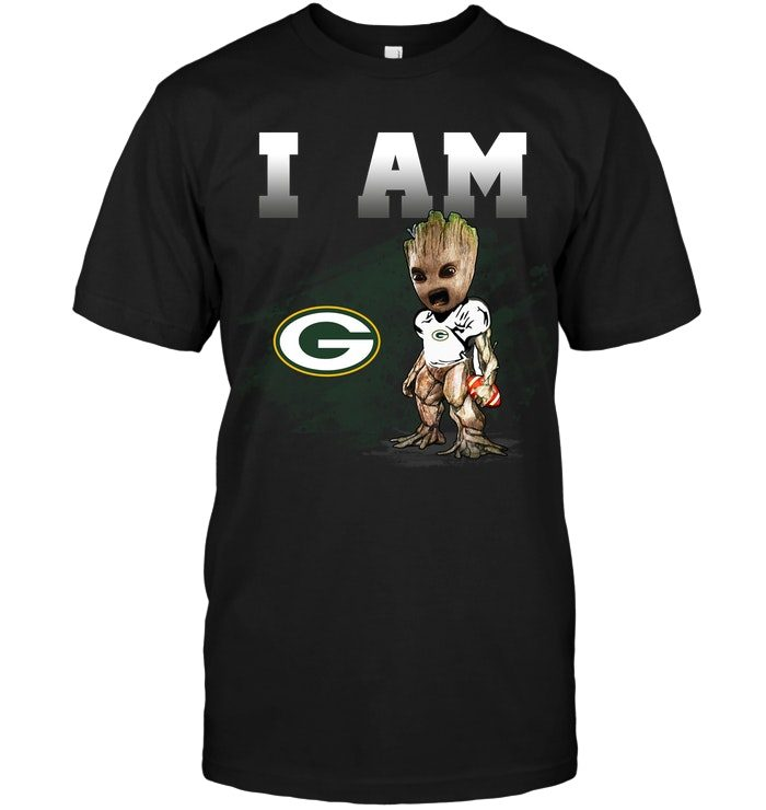 Green Bay Packers I Am Groot T Shirt Buy T Shirts